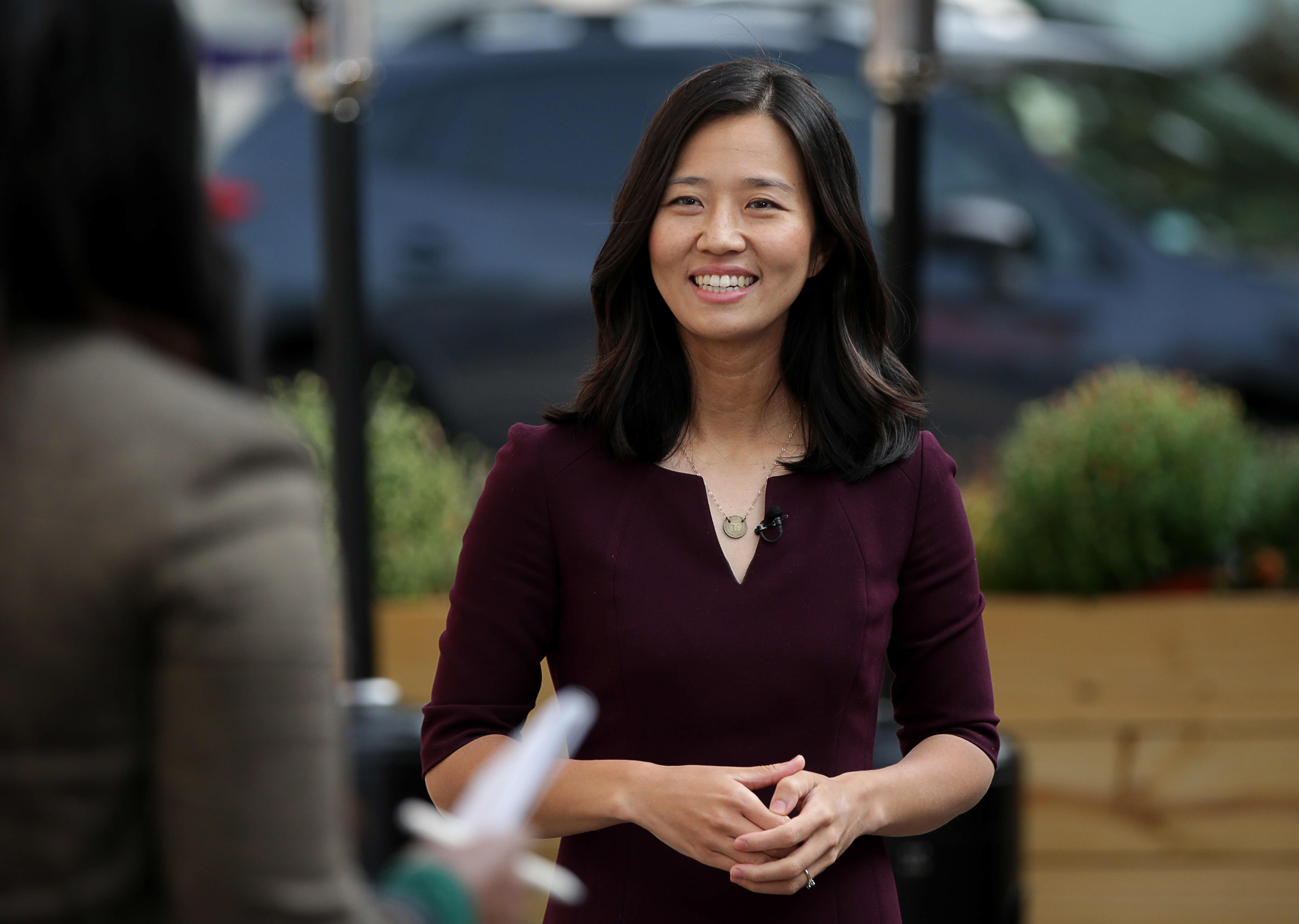 www.cnbc.com: Meet Michelle Wu, Boston's first Asian-American councilwoman, who is now running for mayor