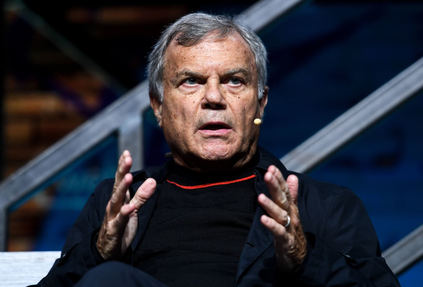 Ad exec Martin Sorrell says Facebook and Google shouldn't be broken up, calls boycotts pointless