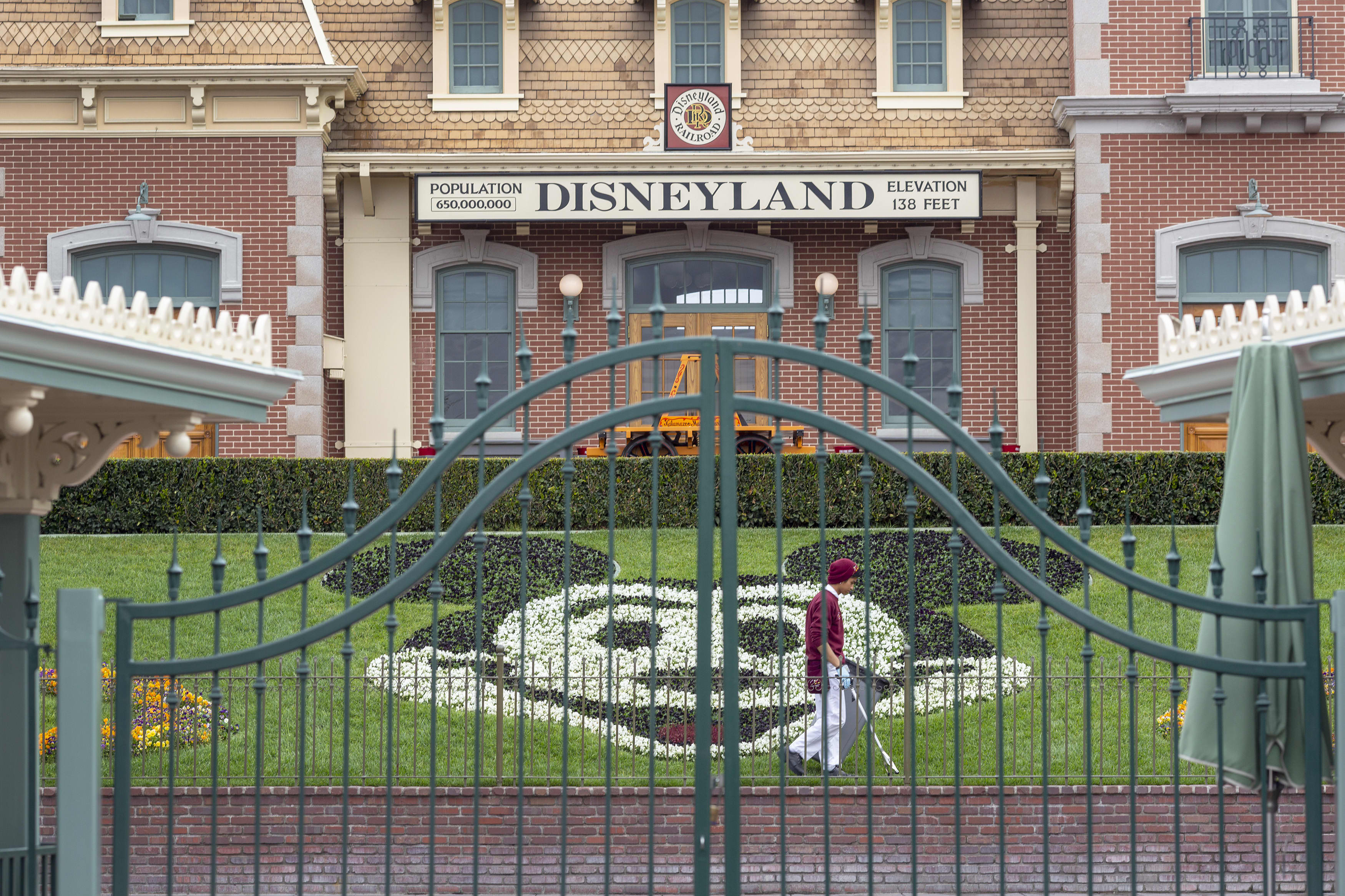 Disney leads companies announcing layoffs; big airline job cuts loom – CNBC