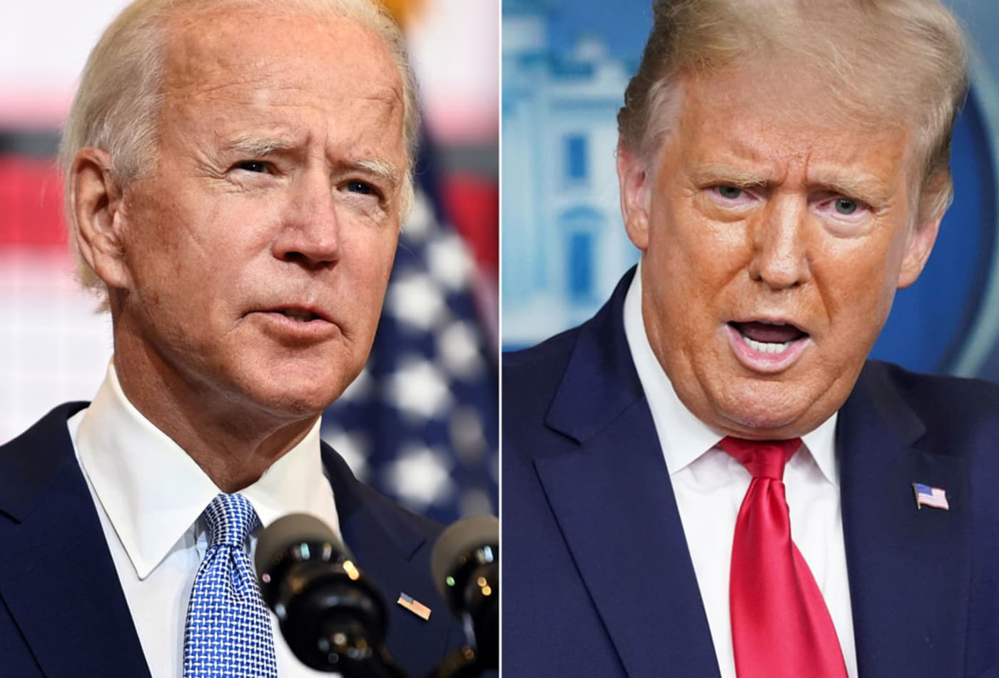 Here are the states Trump and Biden will visit in the final days of the election