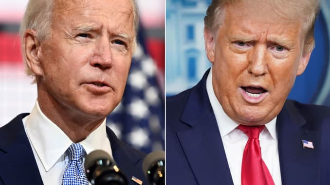 Election 2020: Trump and Biden will visit these states in final days