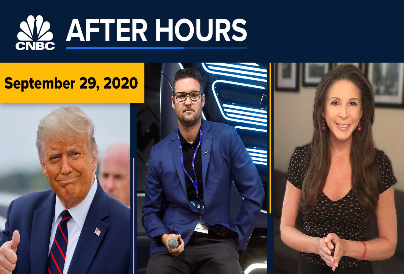 Trump's tax bill takes centerstage ahead of big debate with Biden: CNBC After Hours