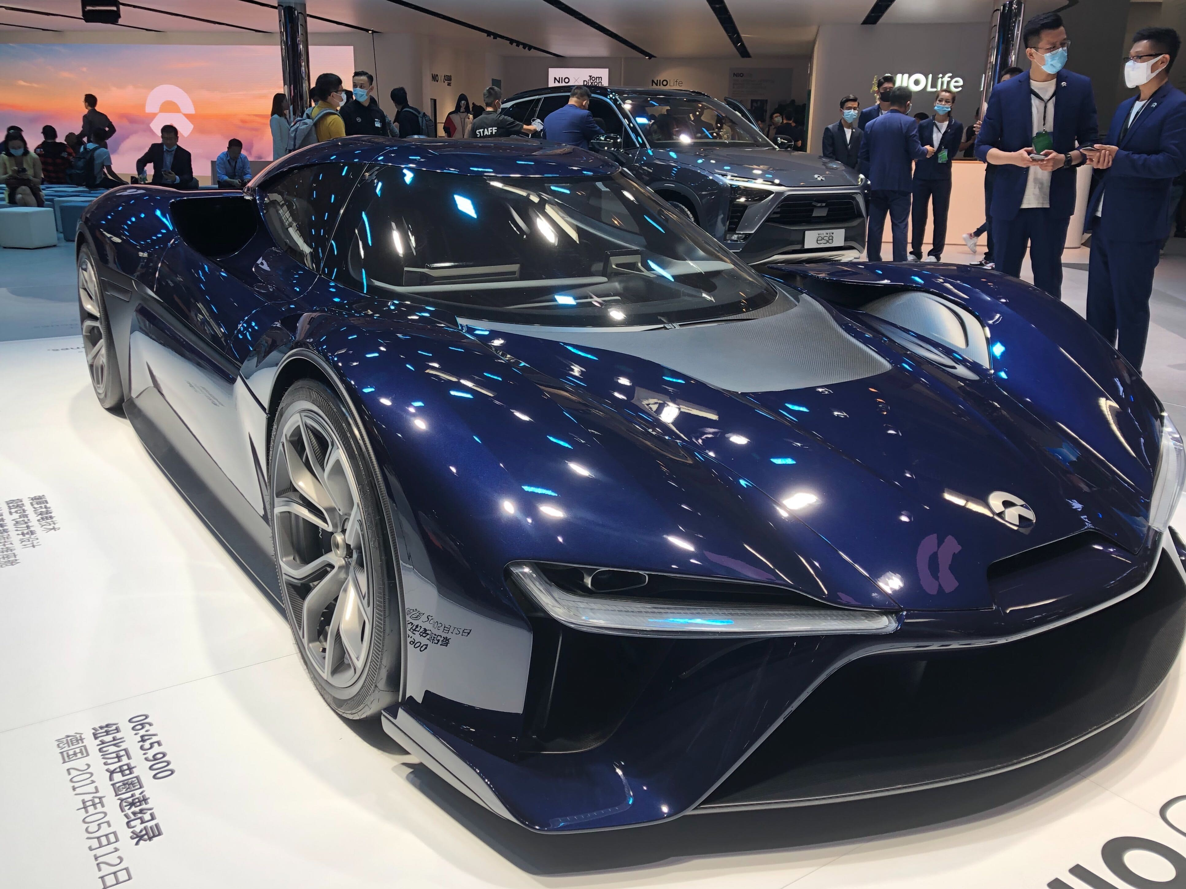 Nio Xpeng Other Ev Rivals Line Up To Challenge Tesla On Home Turf