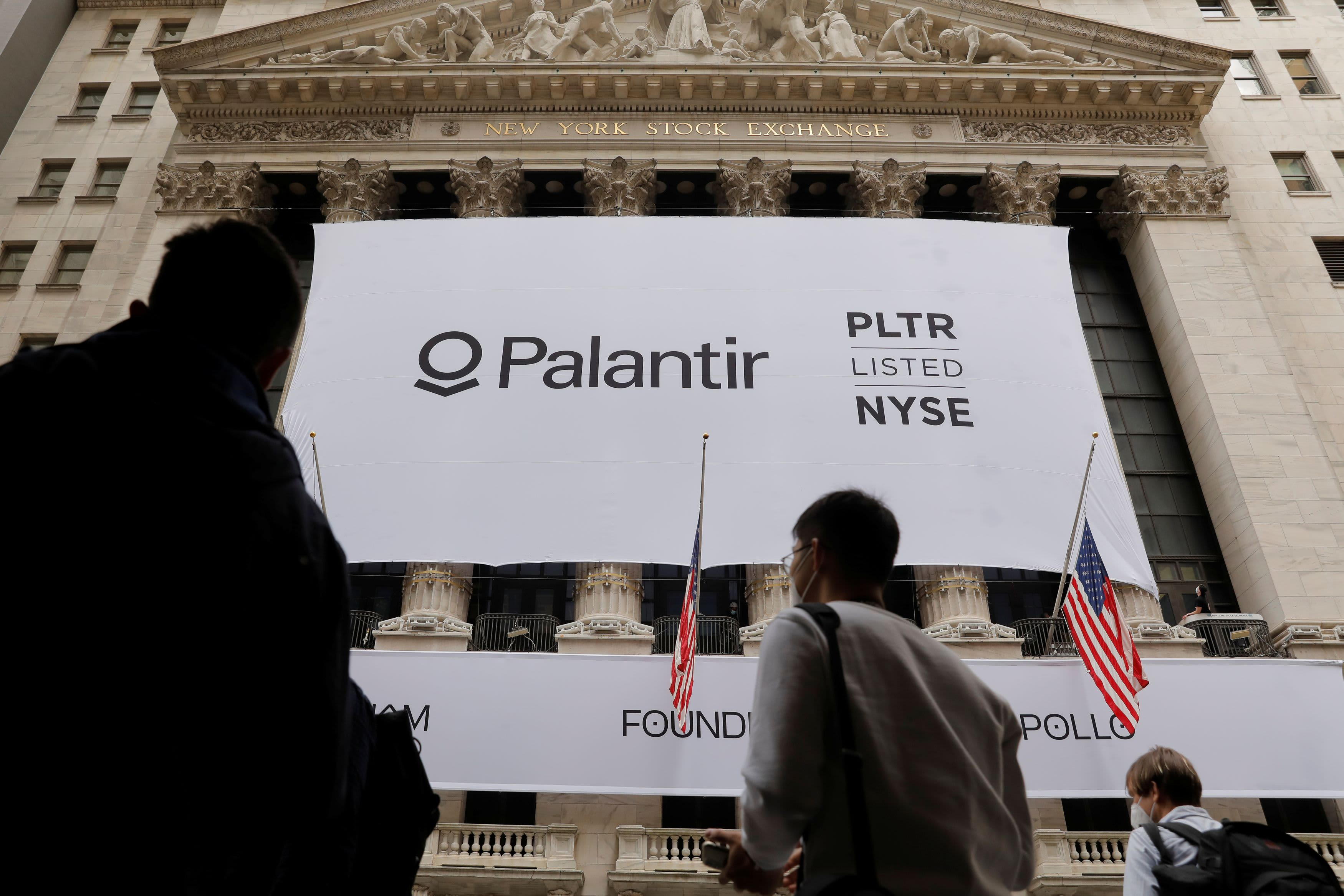 Palantir insiders struggled to sell shares at debut because they couldn't access trading platform – CNBC