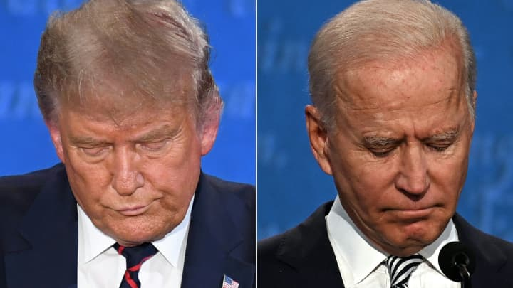Next Trump Biden Debate Will See Format Changes After Criticism
