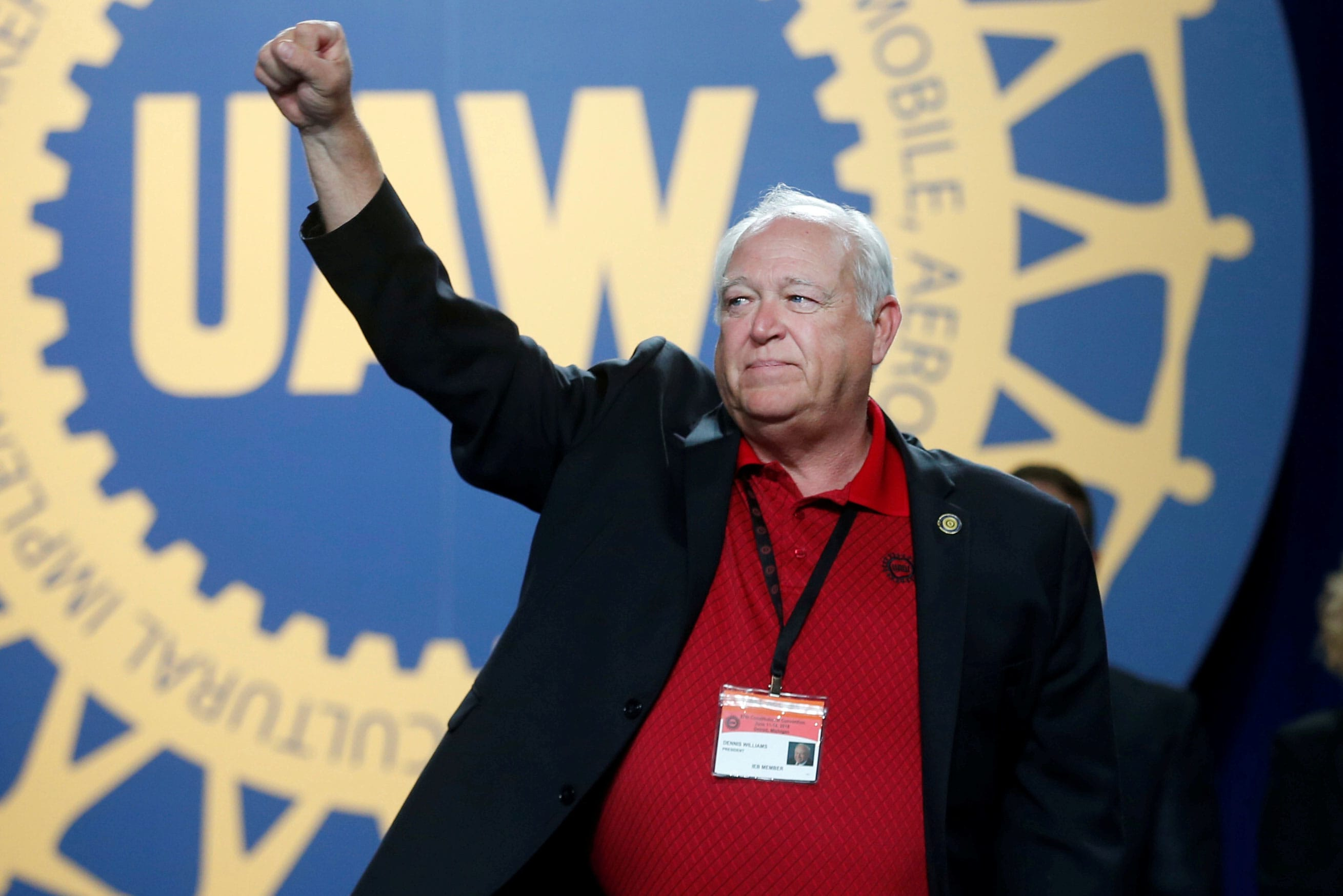 Ex-UAW president sentenced to 21 months in prison in union corruption scheme