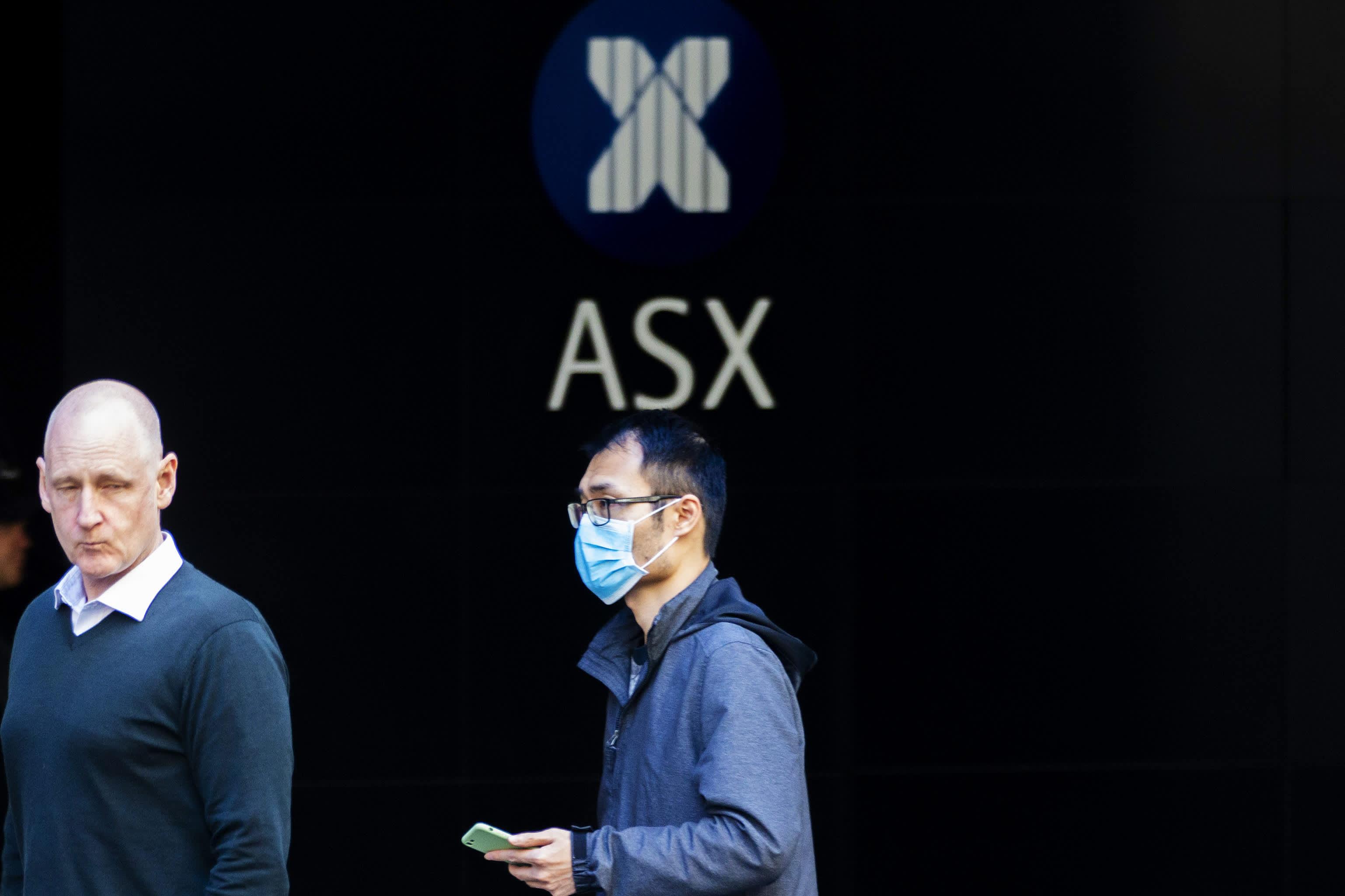 Asia-Pacific stocks edge higher; bitcoin bounces back