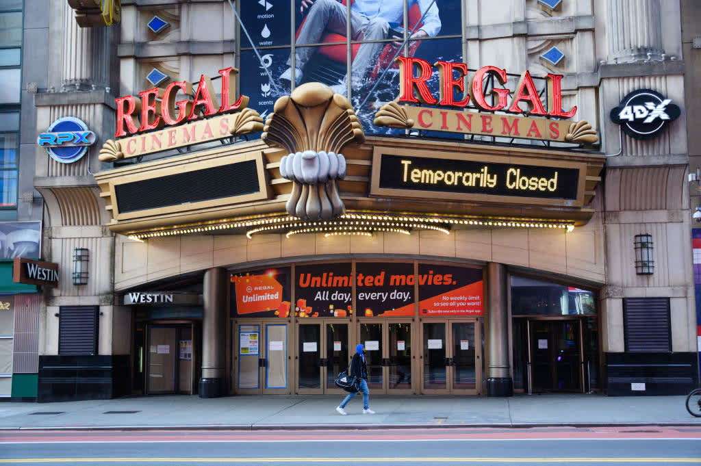 Regal Cinemas closing all U.S. theaters because it really needs the blockbusters CEO says – CNBC
