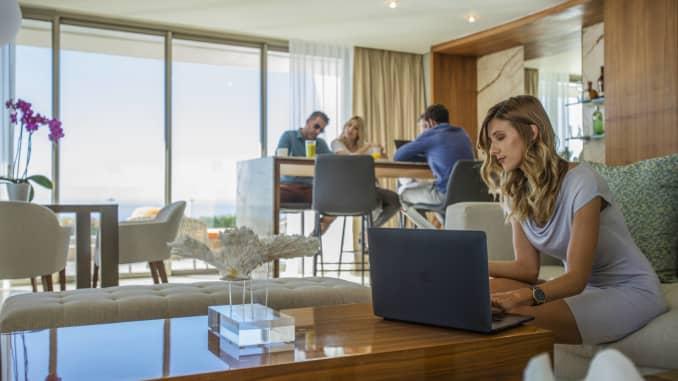 Velas Resorts' group takeover program, or