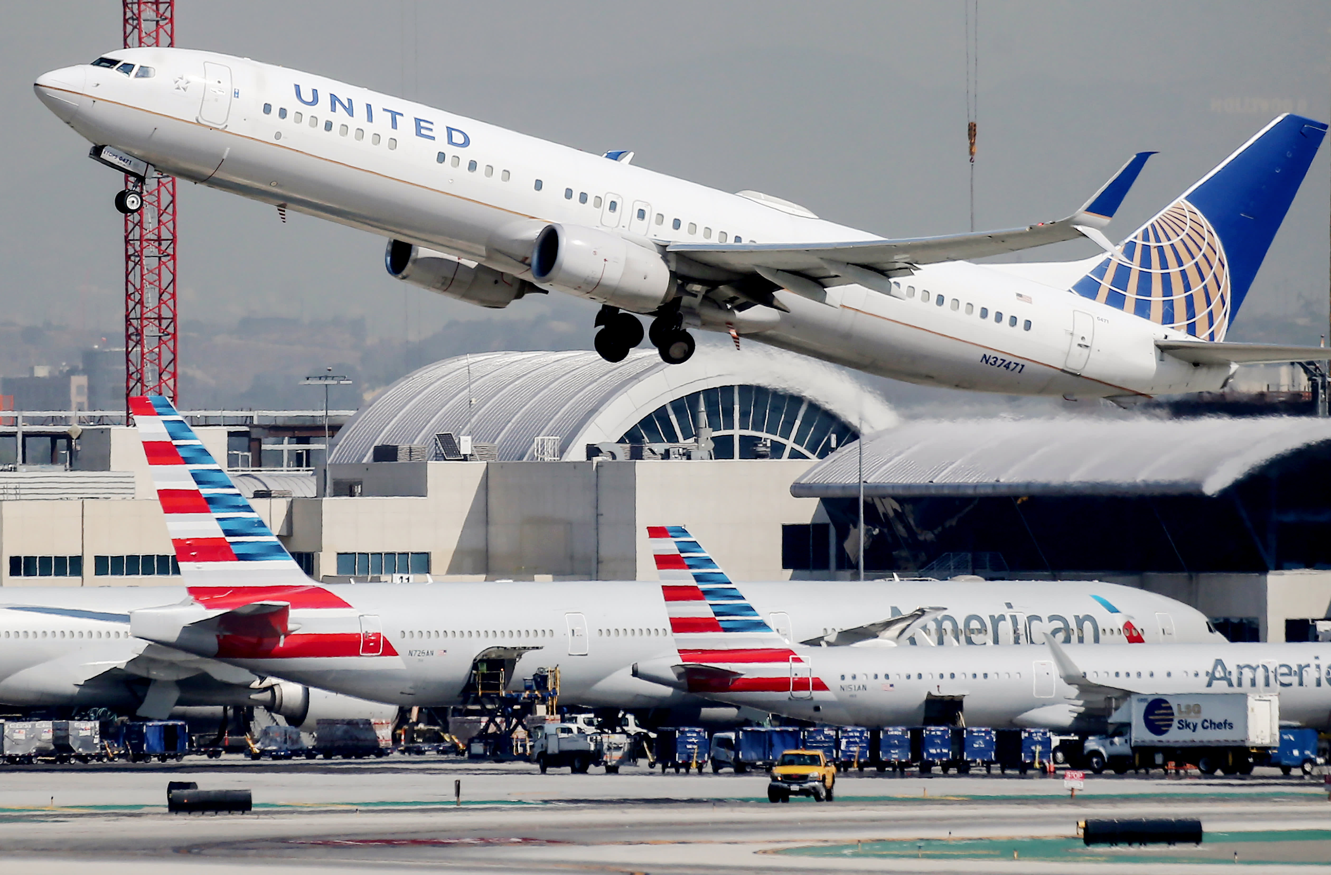 U.S. airline employment to reach lowest levels in decades after pandemic cuts 90,000 jobs