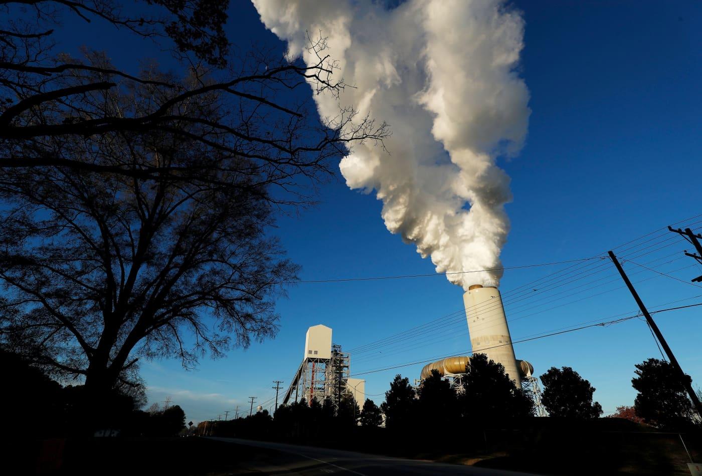 An activist investor may urge Duke Energy to 'get back to basics'