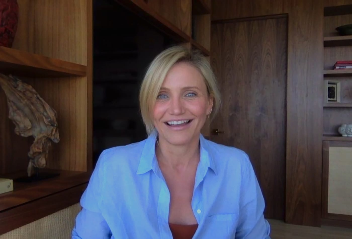 Cameron Diaz on reinventing herself: 'Intention is everything'