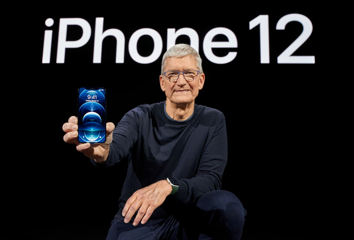 Here's everything Apple just announced at its iPhone 12 event