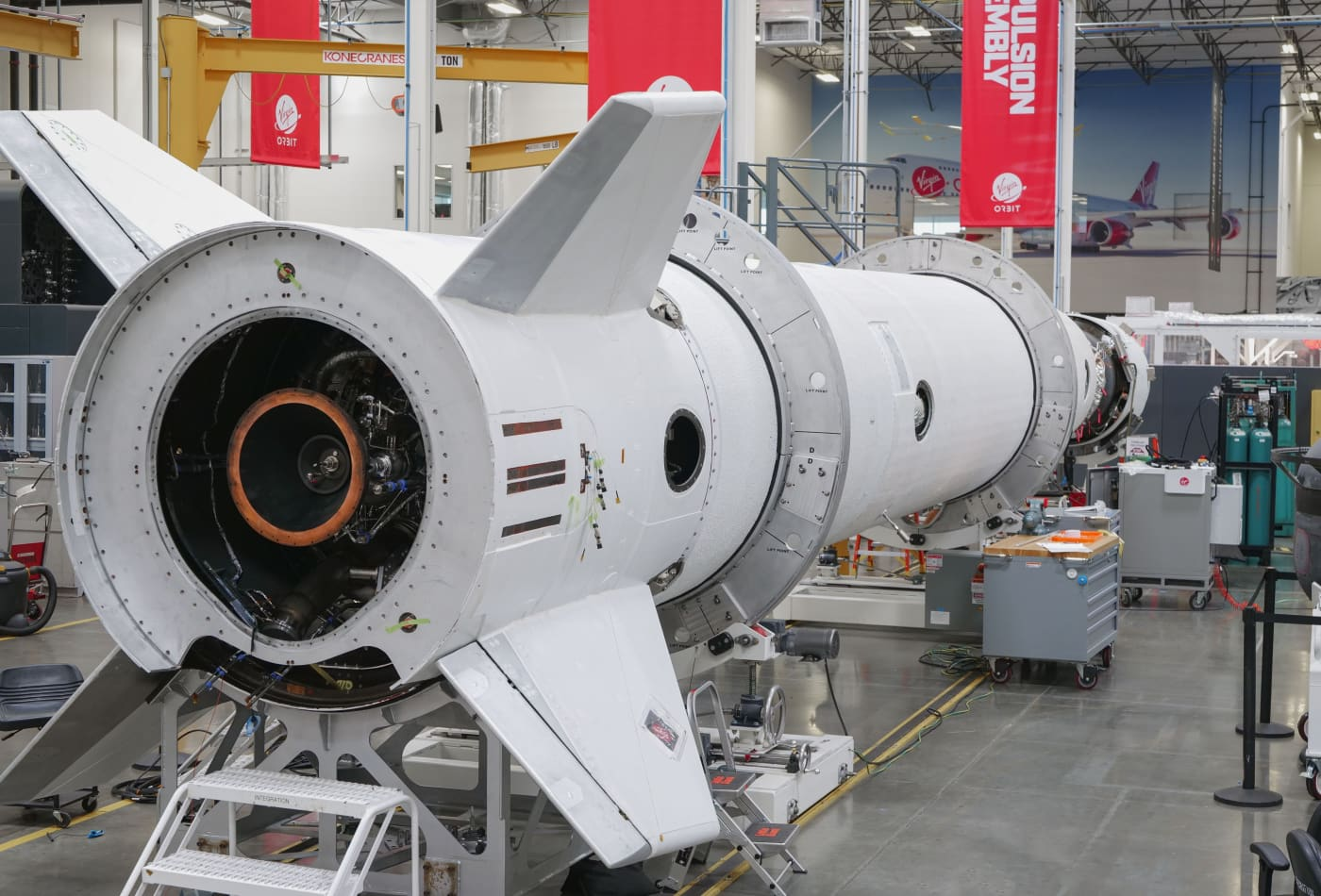 Branson's Virgin Orbit aims to redo launch demo in December, as it seeks $150 million in new capital