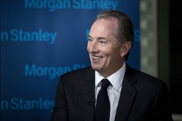 Morgan Stanley is set to report first-quarter earnings – here's what the Street expects