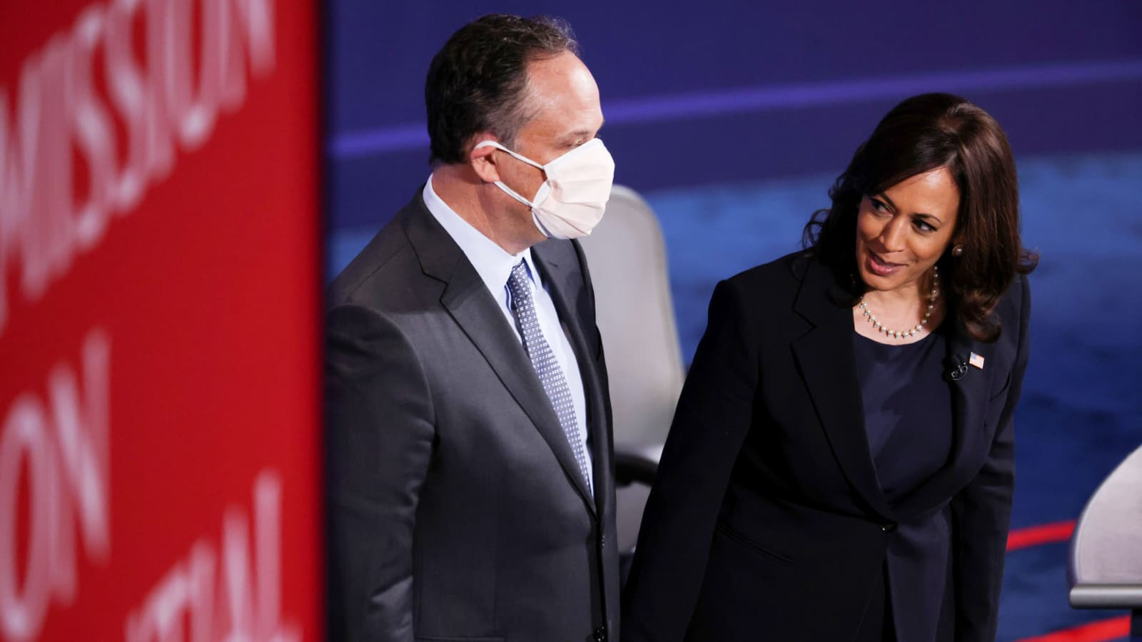 Coronavirus: Joe Biden and Kamala Harris evaluate travel after Covid  positives for 3 others
