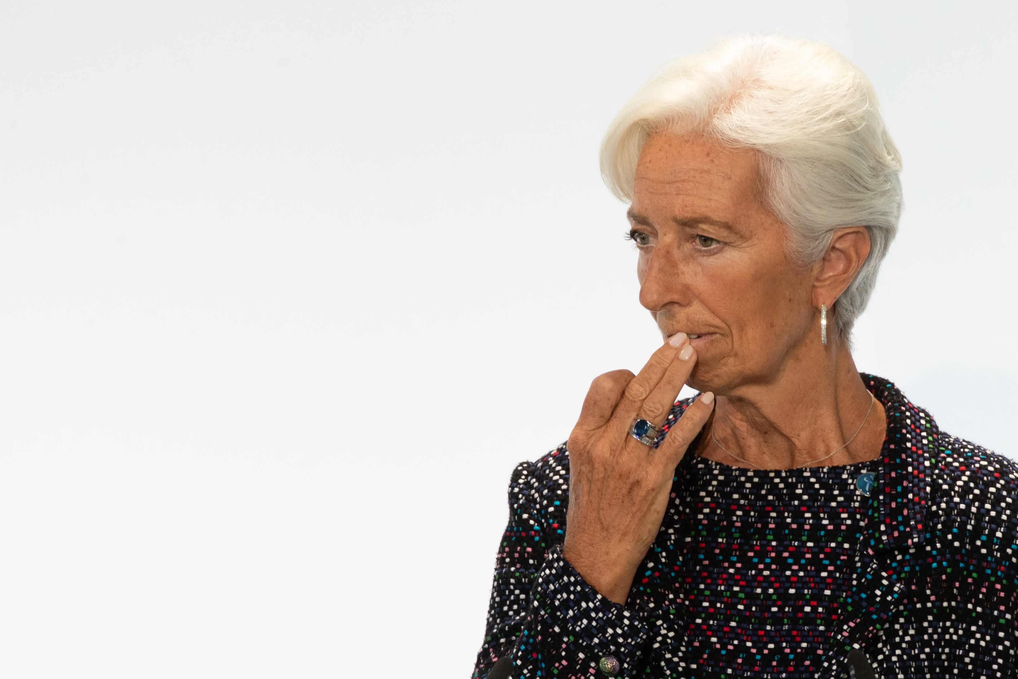 European Central Bank does not respond to inflation peaks: Lagarde