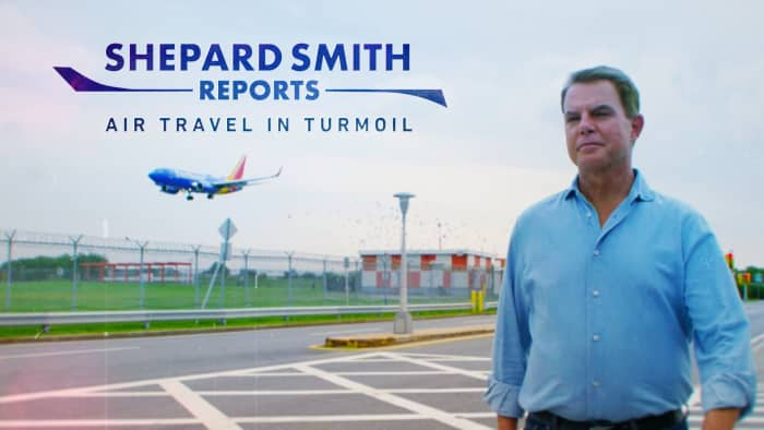Watch Now: Air Travel in Turmoil
