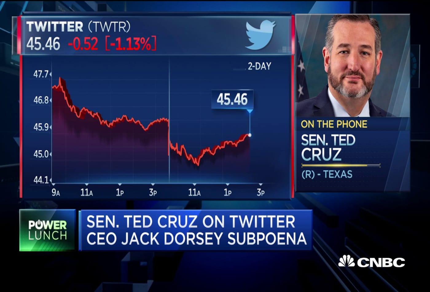 Ted Cruz  - cover