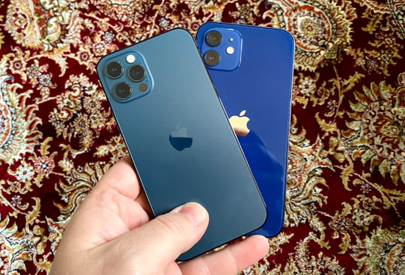Apple iPhone 12 vs. iPhone 12 Pro review — Here's which one to buy