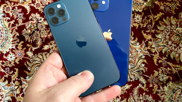 Apple Iphone 12 Vs Iphone 12 Pro Review Which One Do I Buy
