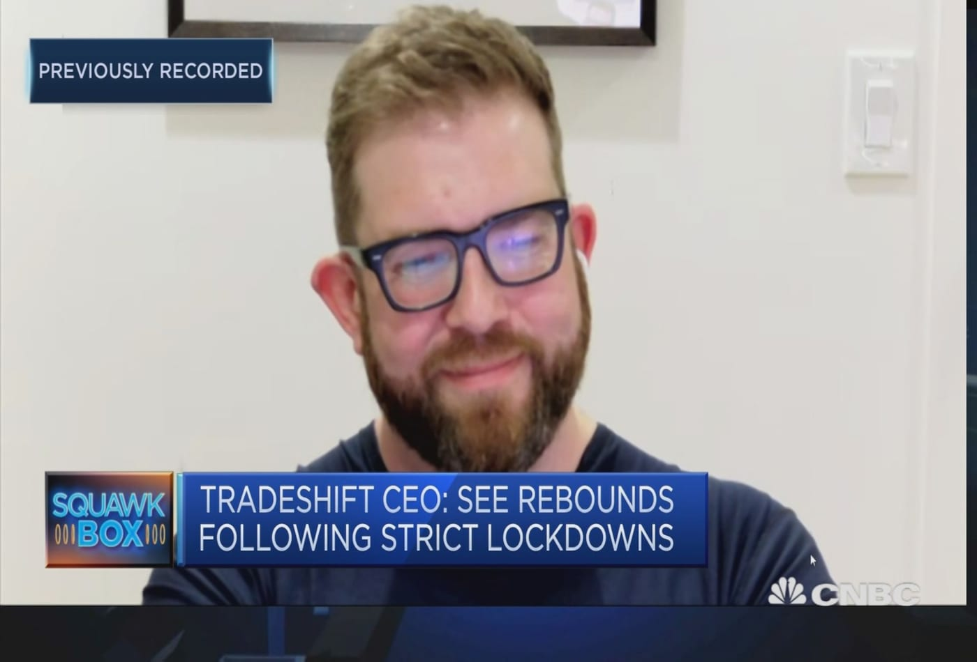 Companies that are not fully digital 'going to be hurt a lot more,' says Tradeshift CEO