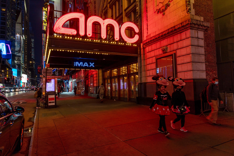 AMC secures 0 million investment, but bankruptcy concerns still loom