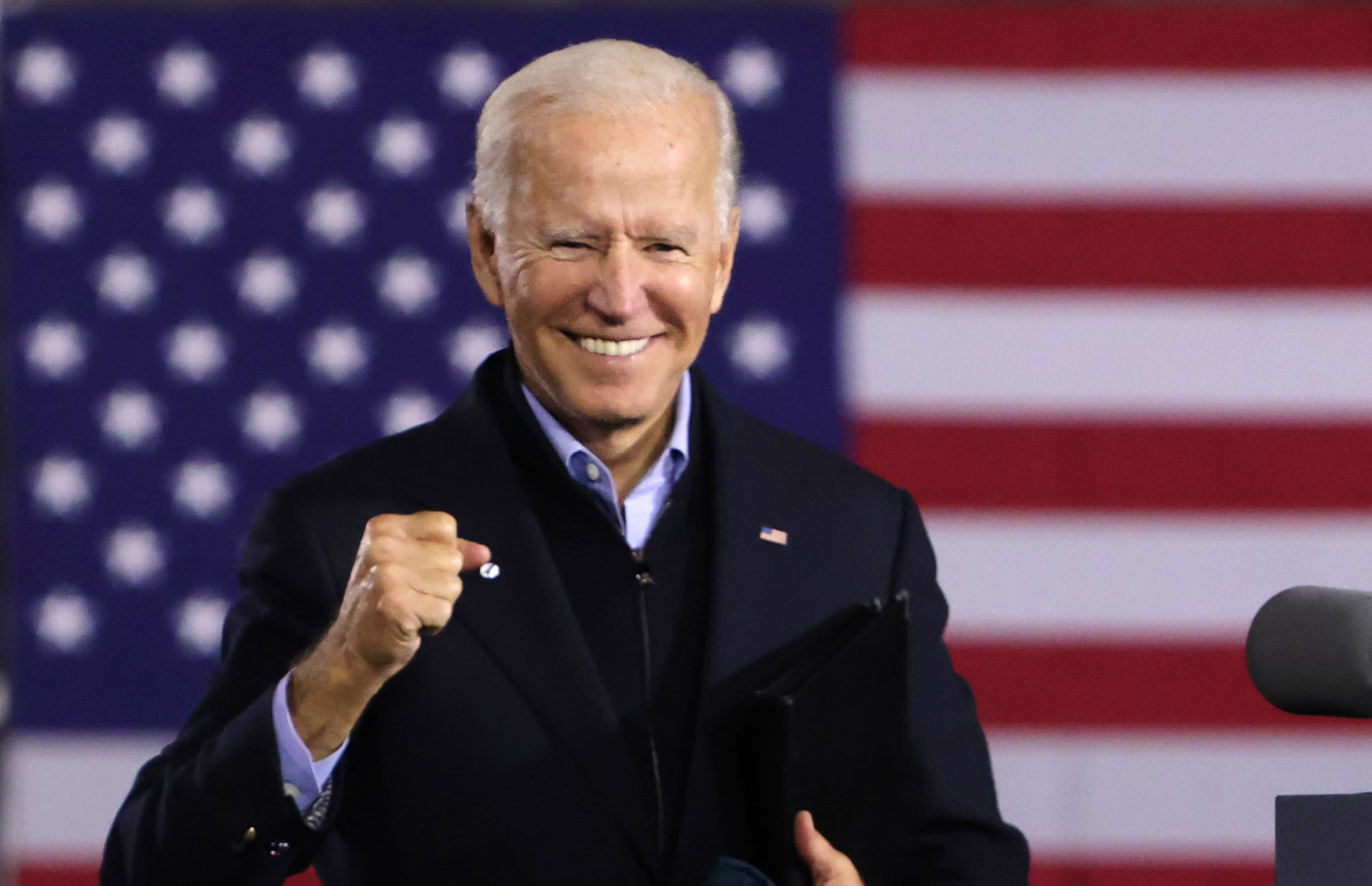 Joe Biden projected to defeat Donald Trump in the presidential election