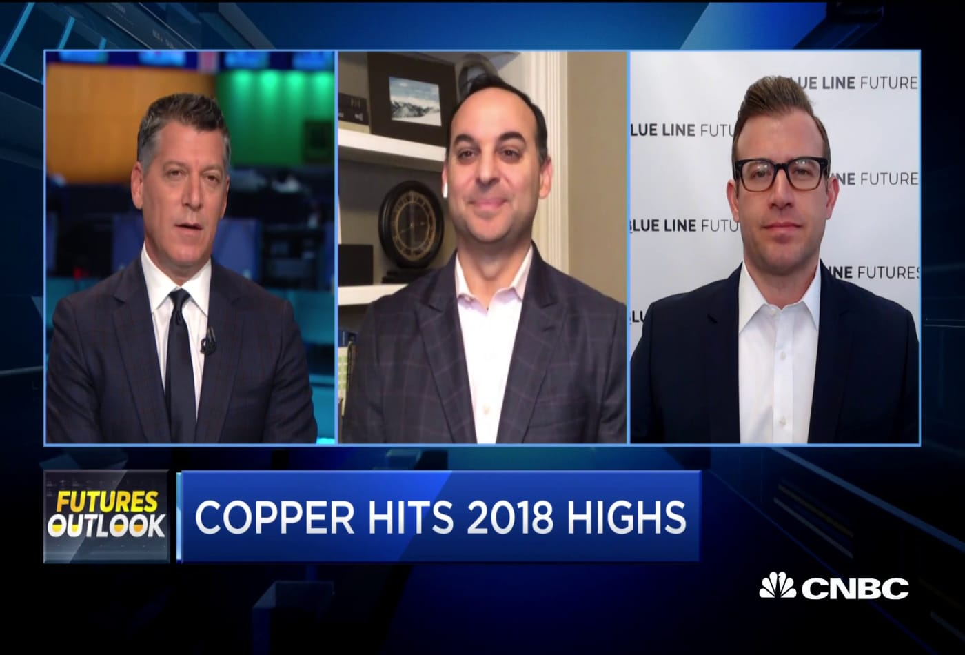 Here's what's driving copper futures higher — and how to trade it