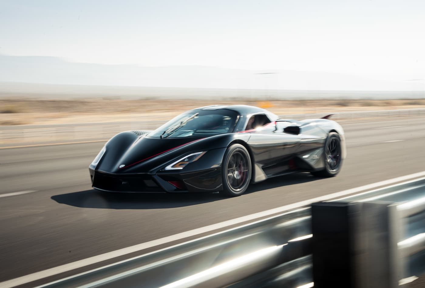 This small American car company now has the world's fastest car (316 mph) — take a look