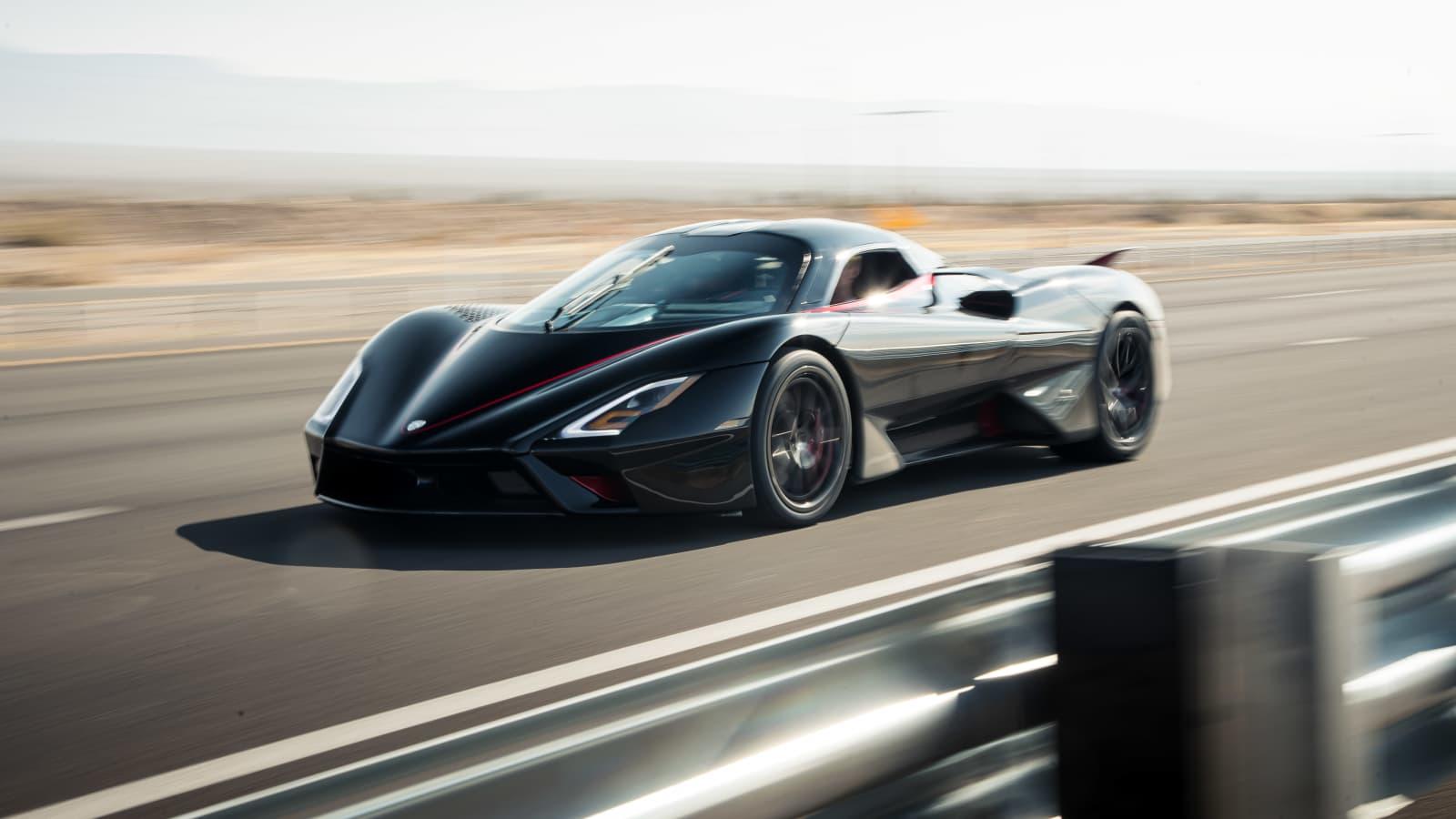 The Ssc Tuatara Is Now The World S Fastest Car 316 Mph Photos