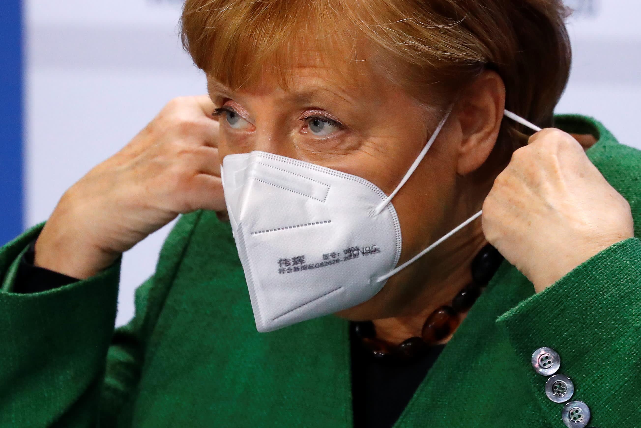 Germany's Merkel admits 'mistake' and reverses Easter lockdown – CNBC