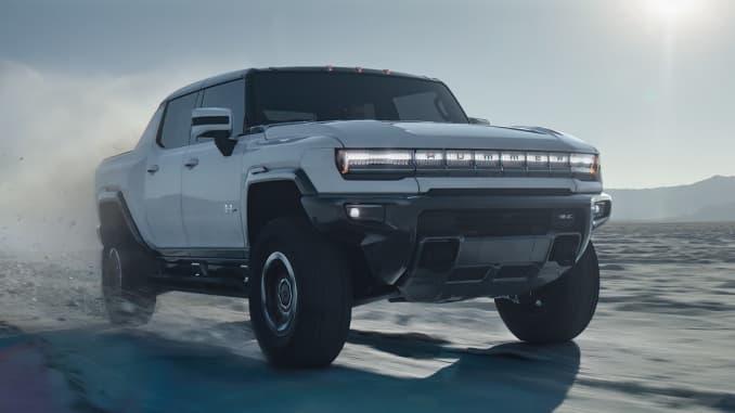"H/O: 2022 GMC Hummer EV ""Edition 1"""