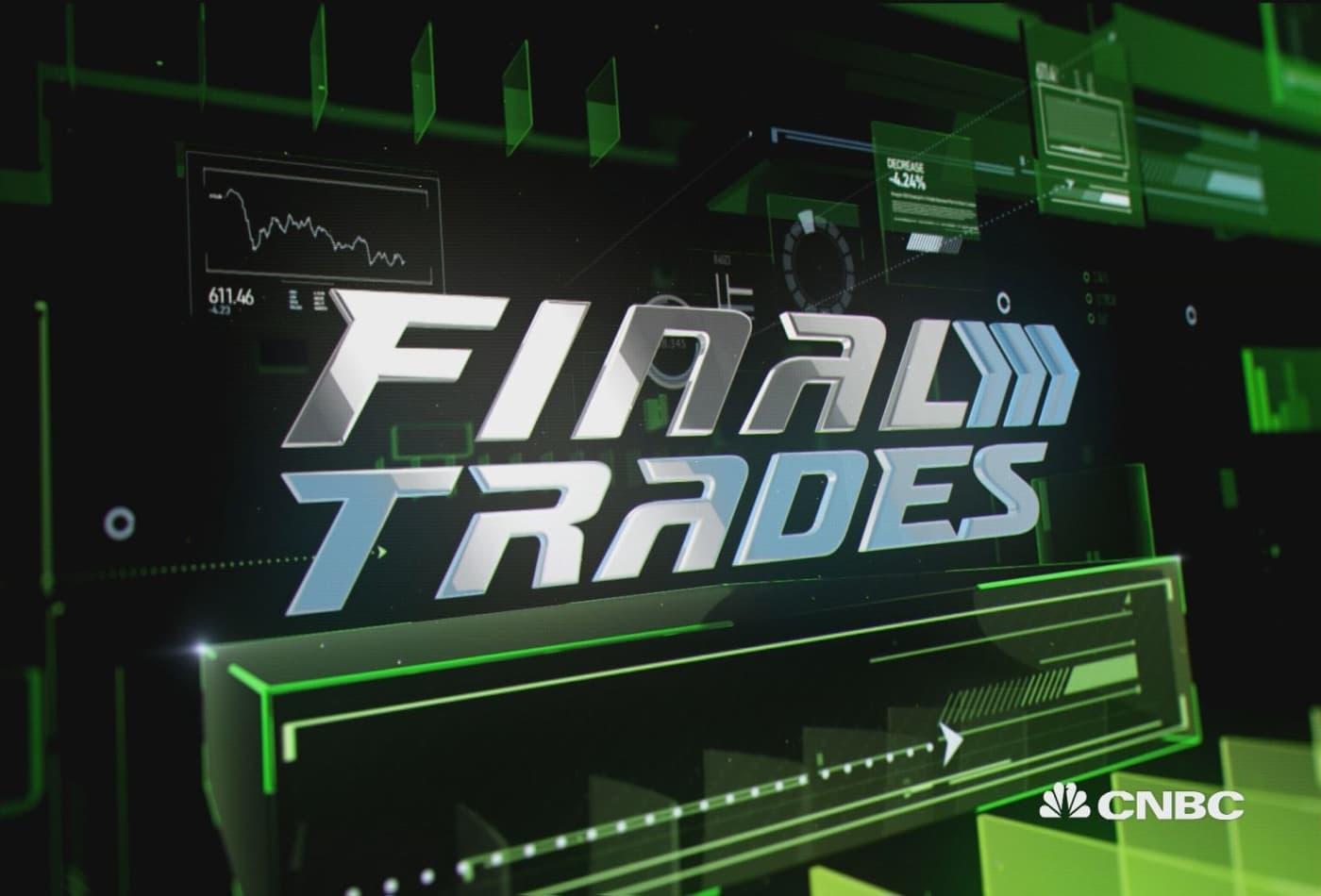 Final Trades: Keysight Technologies, UnitedHealth, Lockheed Martin & more