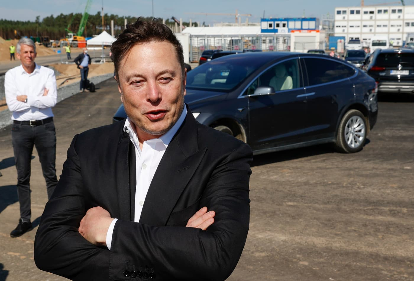 Tesla CEO Elon Musk has told friends and associates he plans to move to Texas