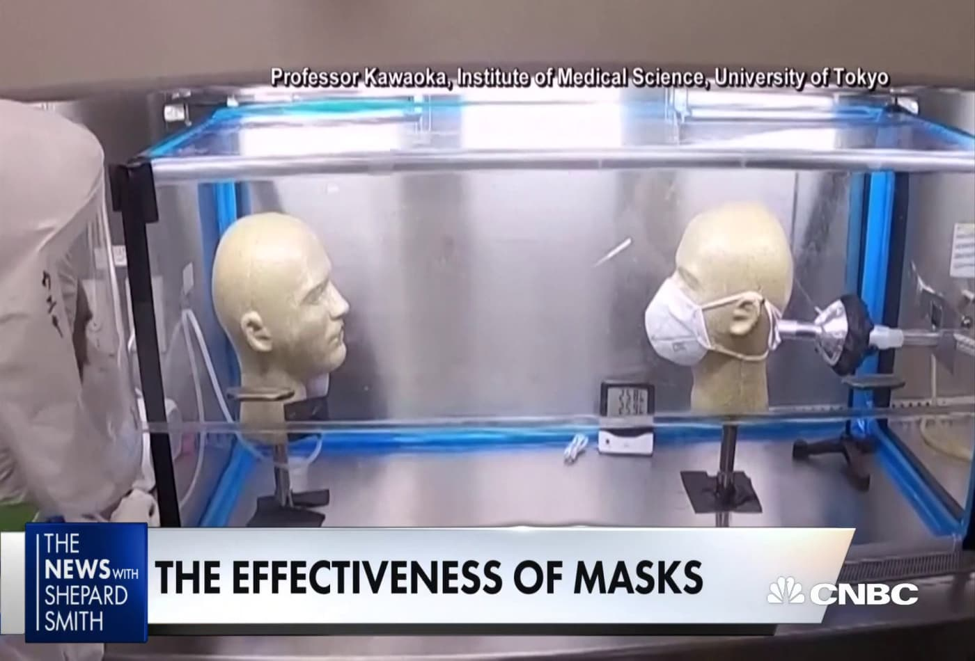 How effective are masks against Covid?