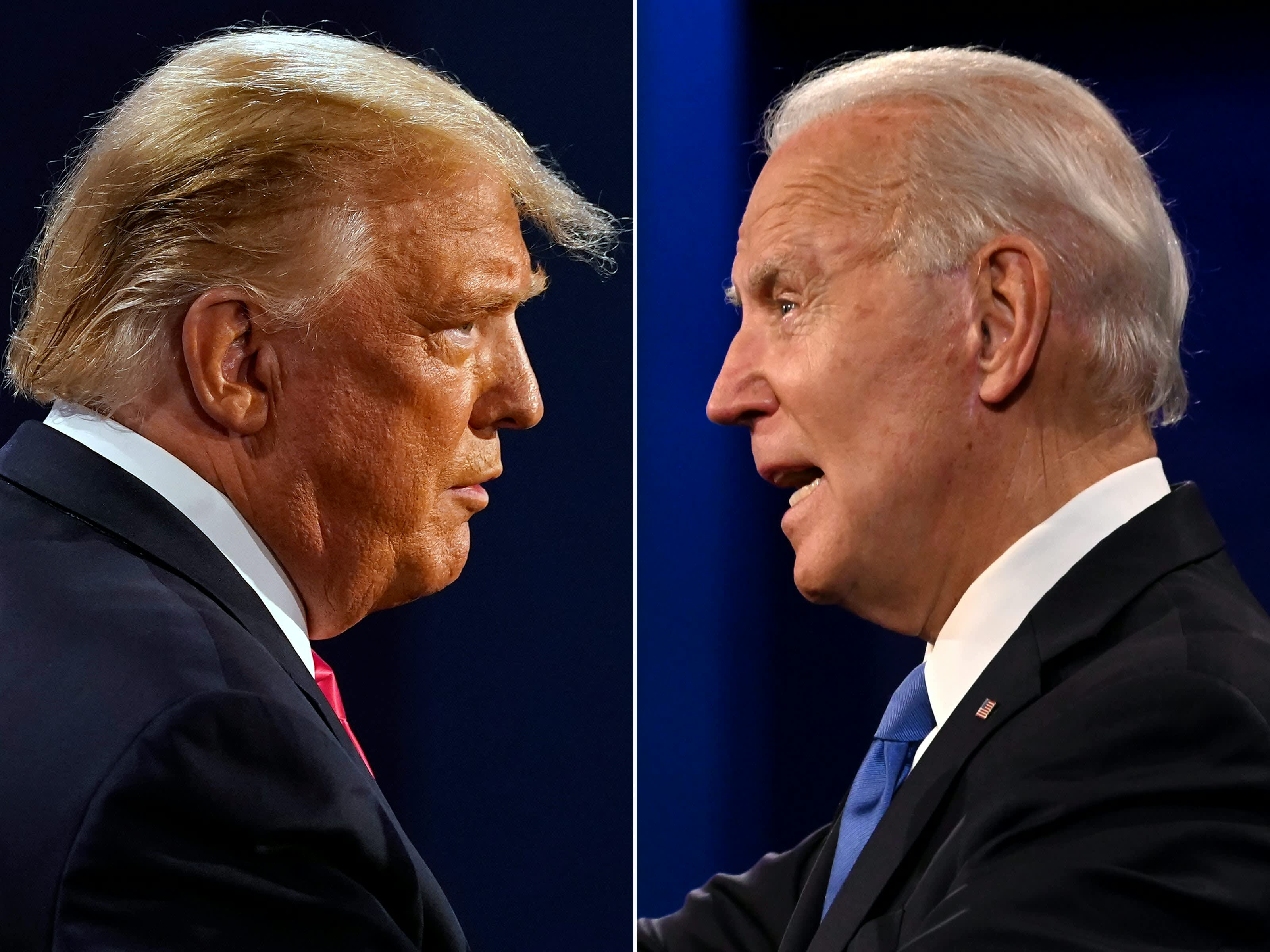 Final Presidential Debate 2020 Trump Vs Biden Highlights