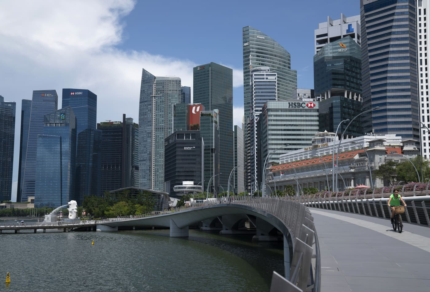 Singapore's leadership succession is in disarray. Here's who could be the next prime minister