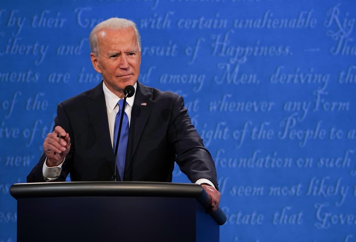 Ứng cử viên Tổng thống Dân chủ và cựu Phó Tổng thống Hoa Kỳ Joe Biden Phát biểu về nợ công