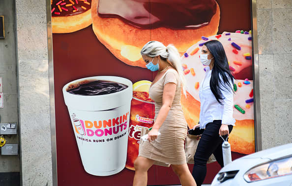 Inspire Brands to buy Dunkin' Brands Group for $11.3 billion including debt – CNBC