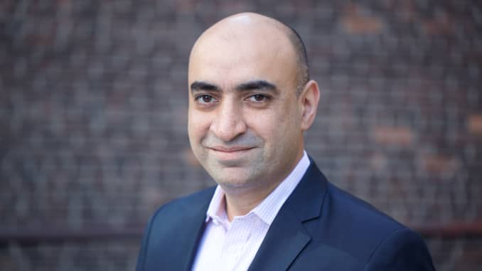 Umar Farooq, CEO of Onyx.