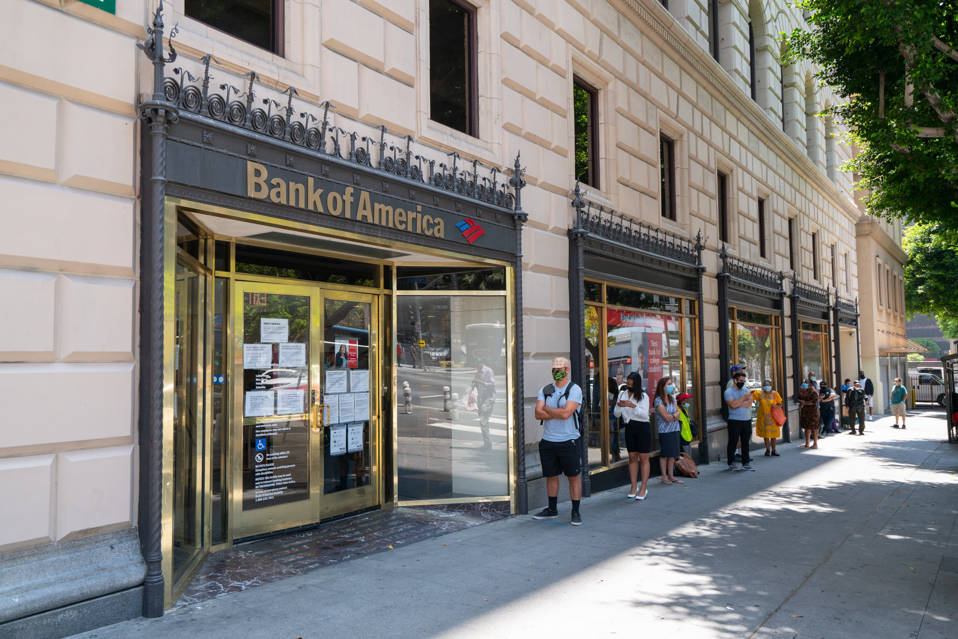 """""""Very focused on getting our people back to the office"""": Bank of America global strategy leader Catherine Bessant"""