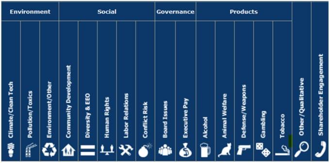 US SIF ESG investment explainer
