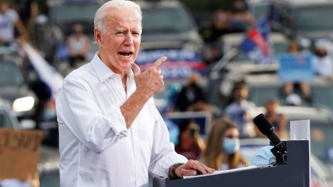 2020 Election: Wall Street spent over $74 million to back Joe Biden