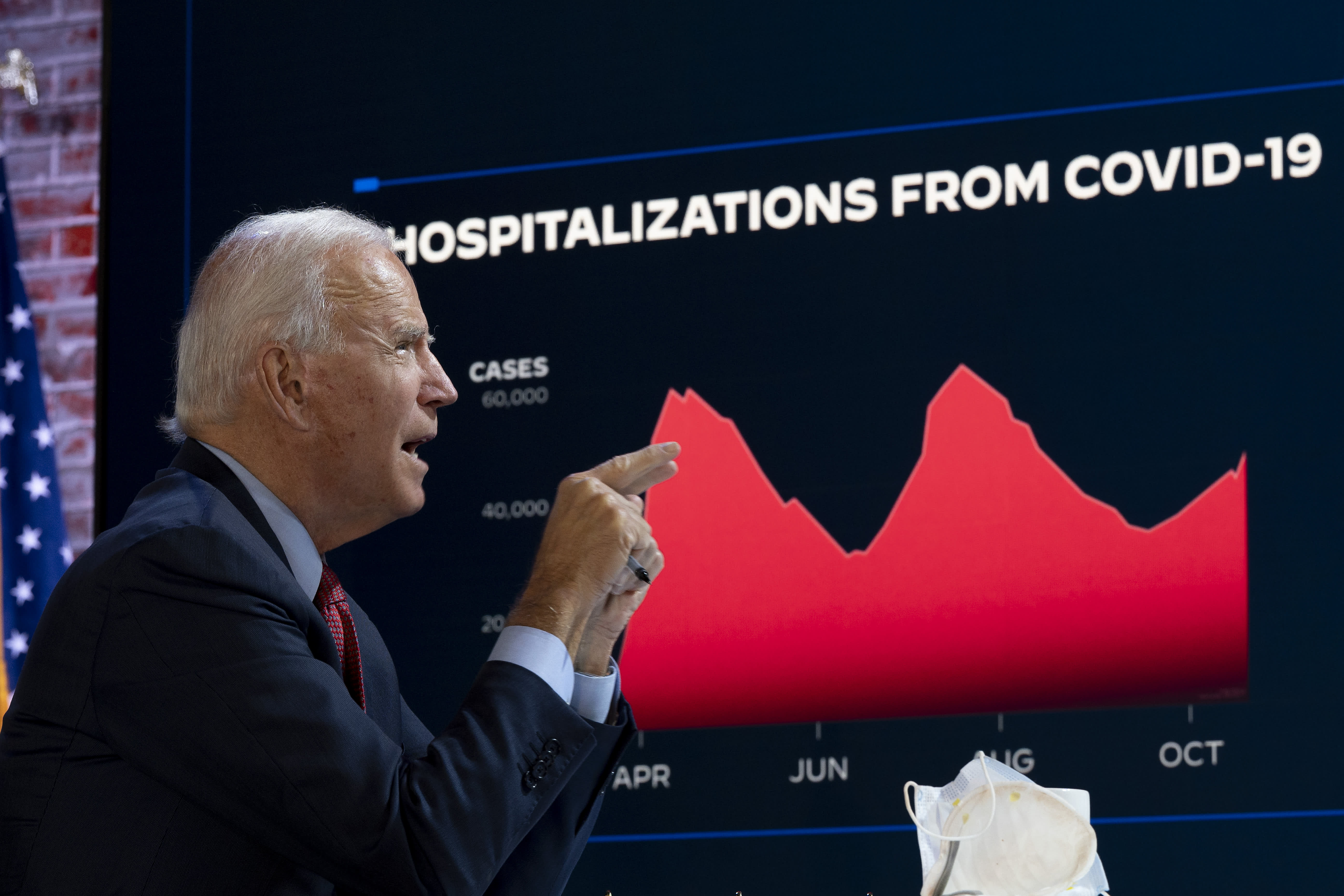 President-elect Joe Biden to reveal Covid task force on Monday thumbnail