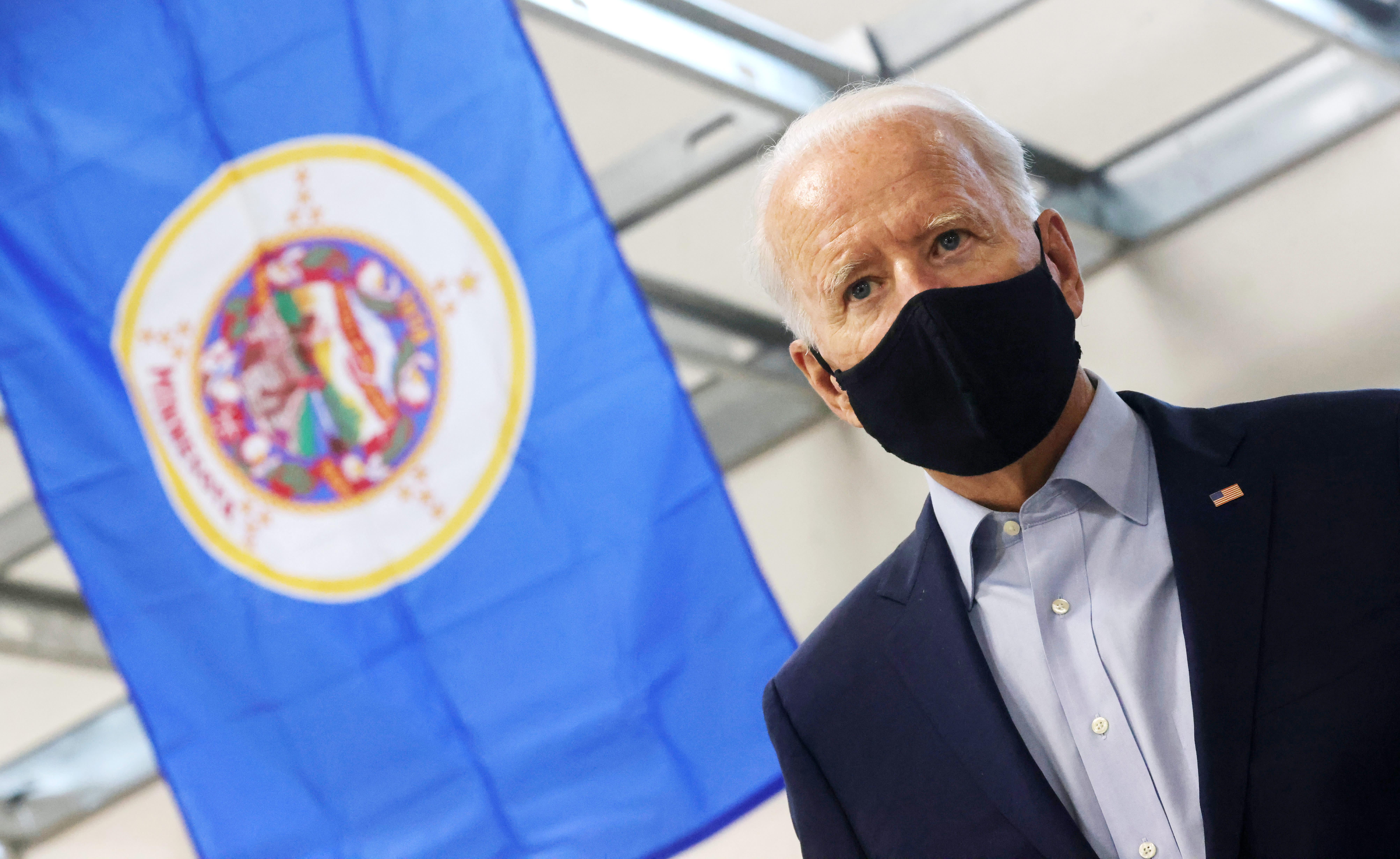 Joe Biden is projected to win Minnesota