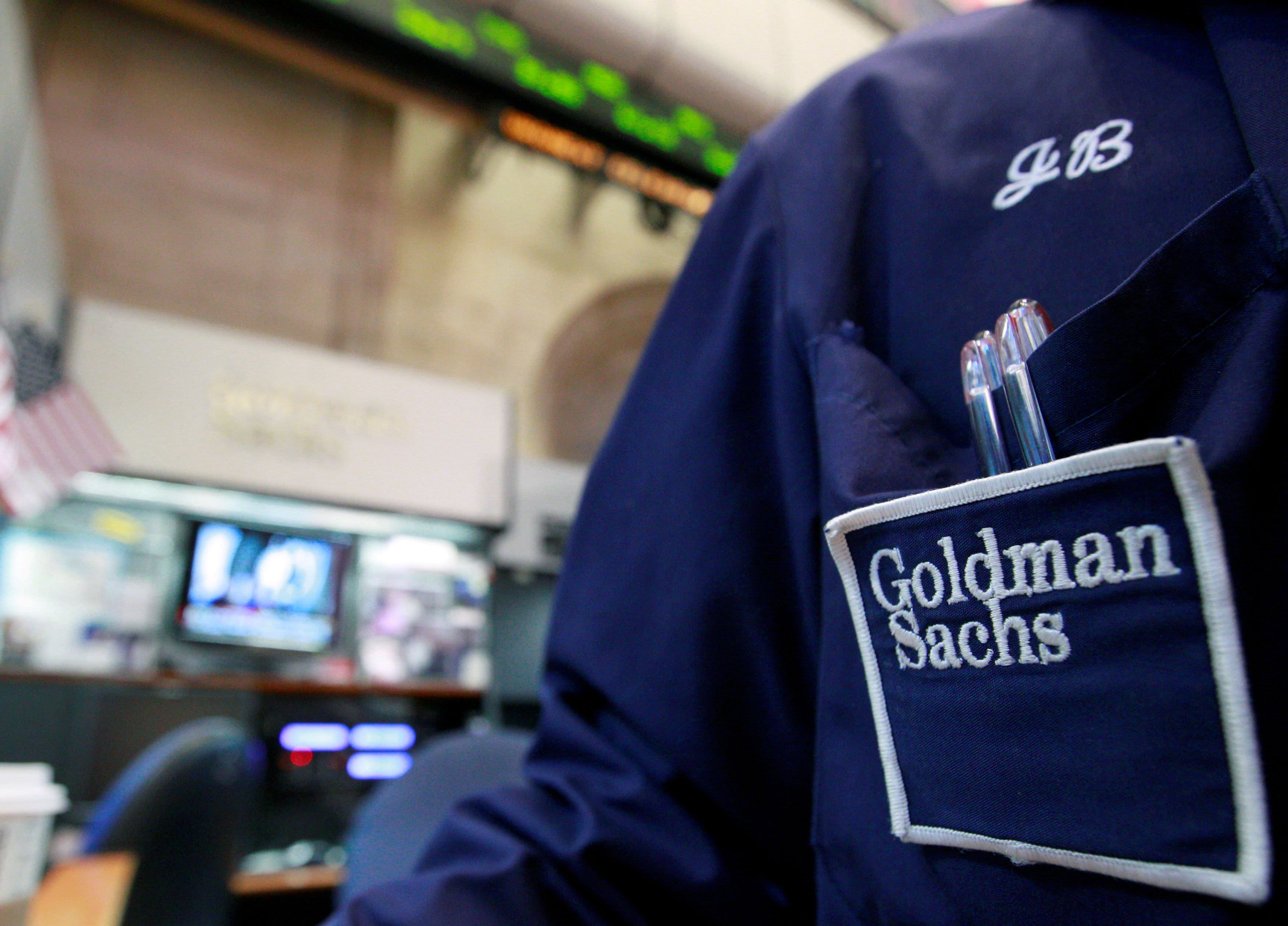 Goldman Sachs internal memo unveils new cryptocurrency trading team