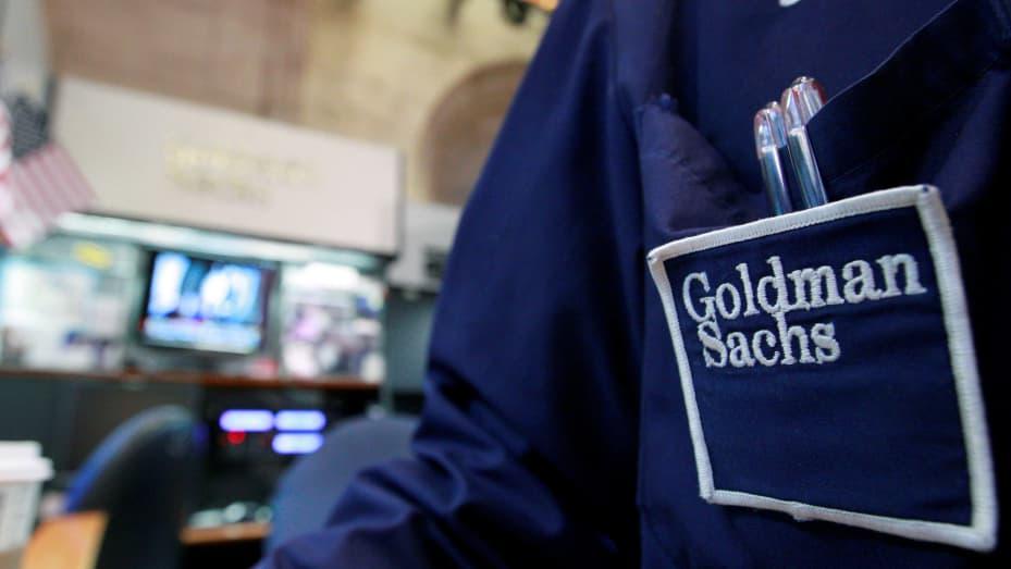goldman sachs crypto exchange