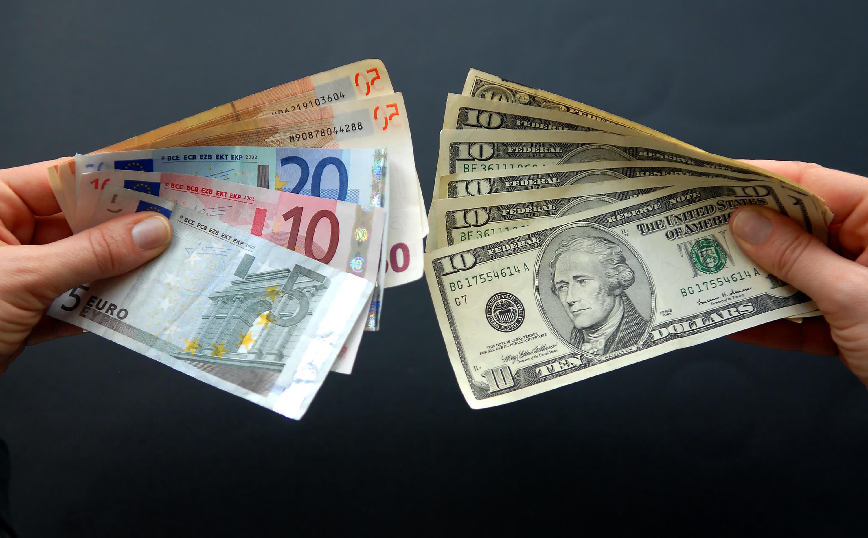 Dollar Is Euro