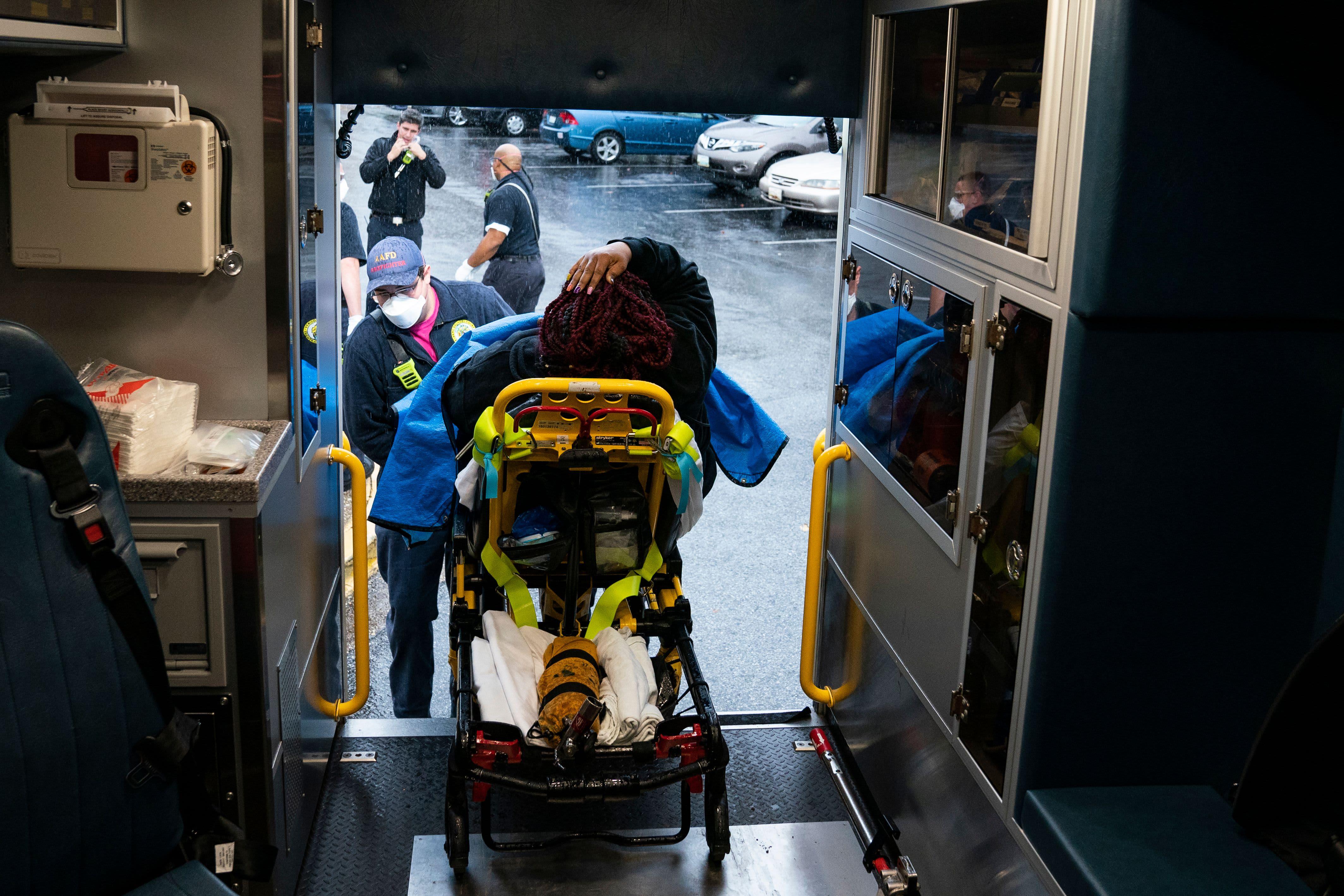 Paramedics under 'extreme stress' as toll of Covid pandemic climbs, ambulance company CEOs say